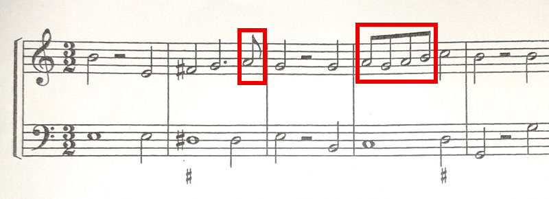 Is It Possible To Use Different Early Music Symbols For Quarter