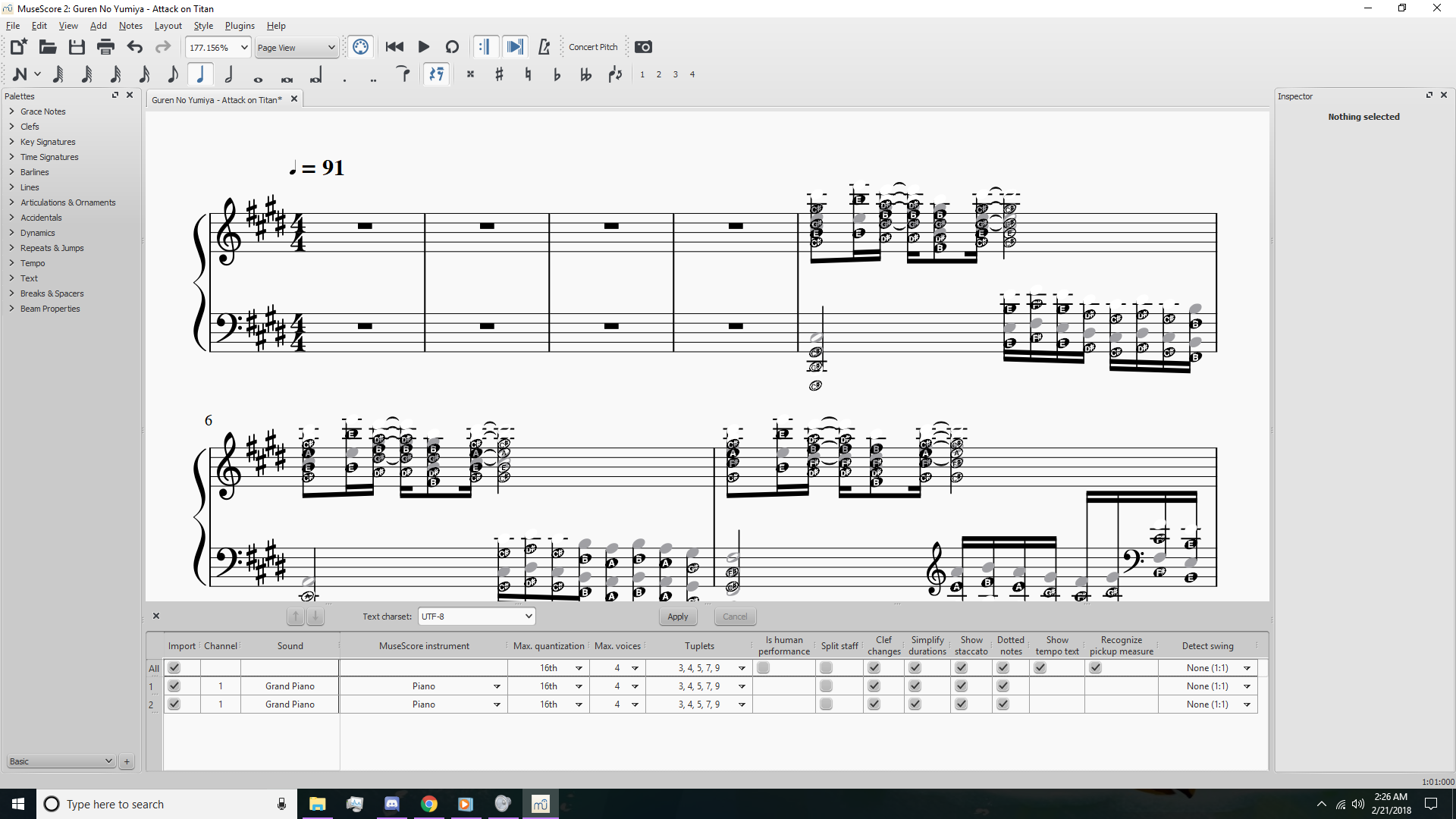 Note Names | MuseScore