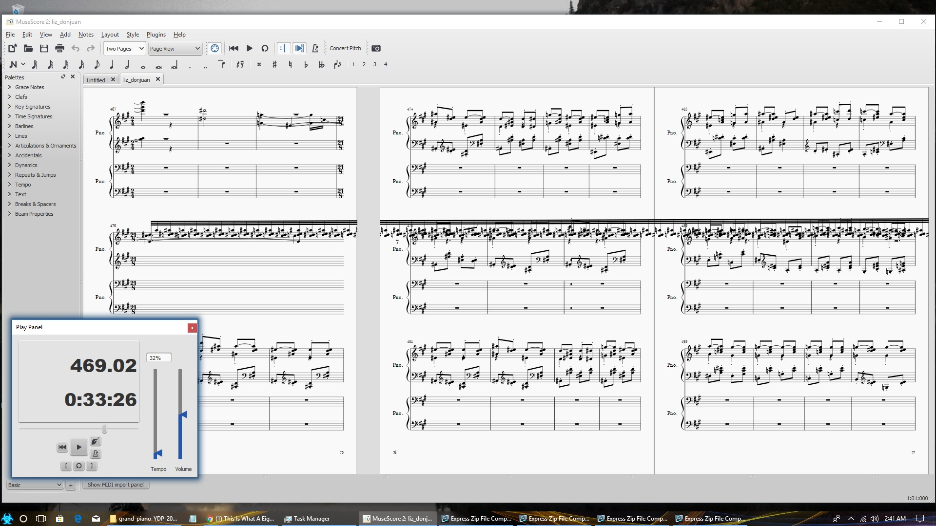 MuseScore 2 2 1 is released   MuseScore