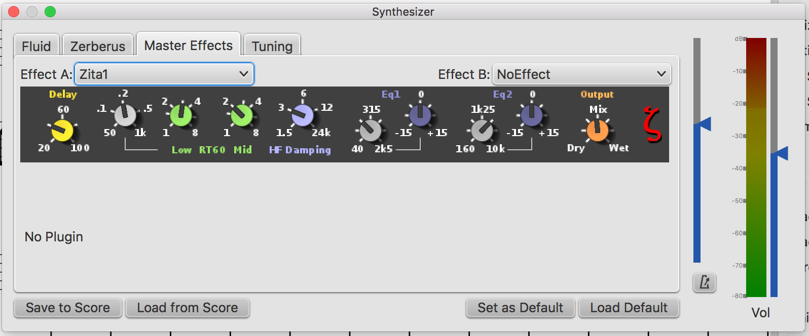 Sound is having serious stutters and issues during Playback  | MuseScore