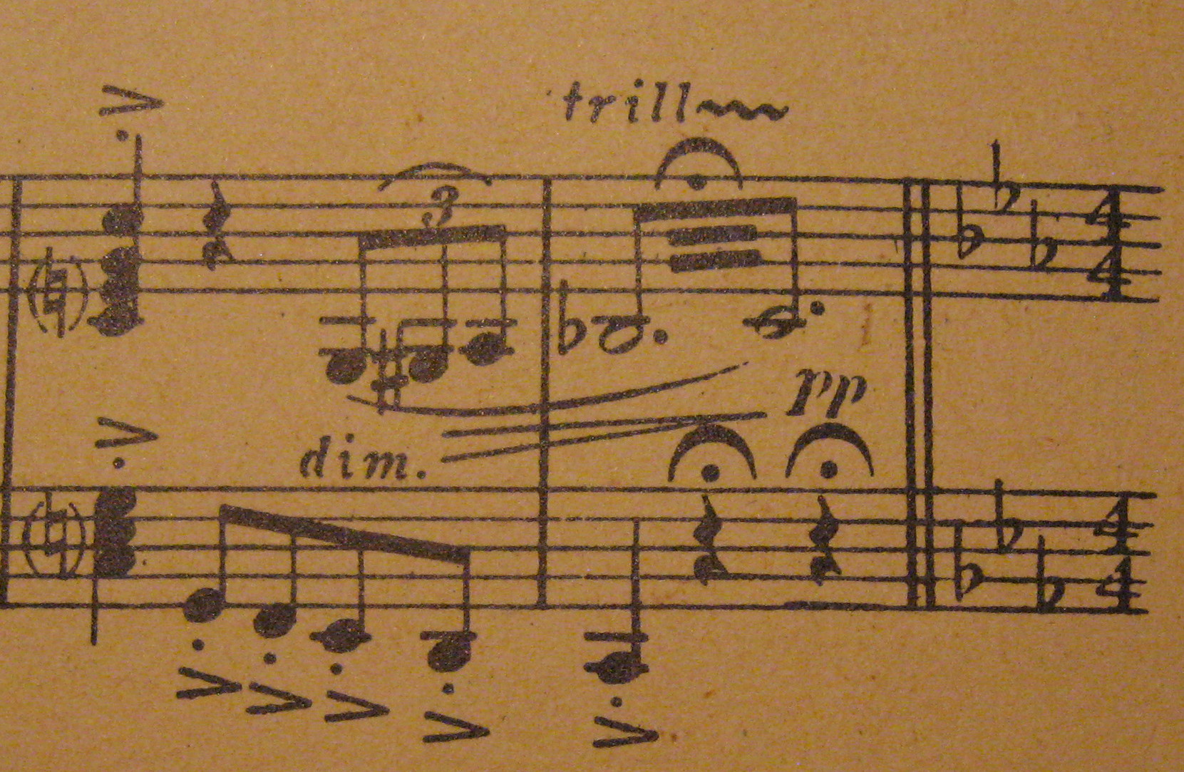 How to denote a TRILL  | MuseScore
