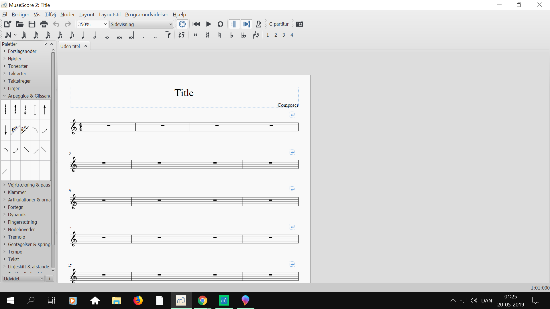 Problems with small size of interface in Musescore 3   MuseScore
