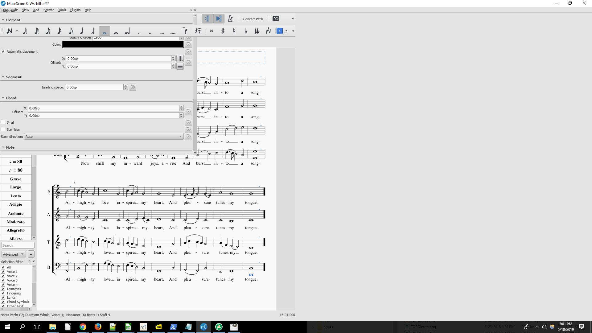 MuseScore 3 1 Beta Release | MuseScore