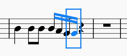 Better Sibelius slurs for opposite stem direction on outer notes - Scoring  Notes
