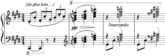 Claude Debussy. Études, sešit II, X