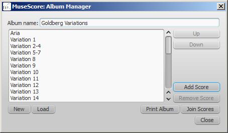 Album Manager