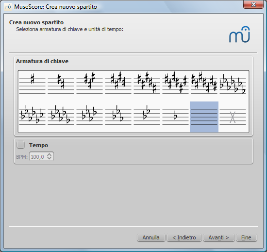 how to change tempo in musescore