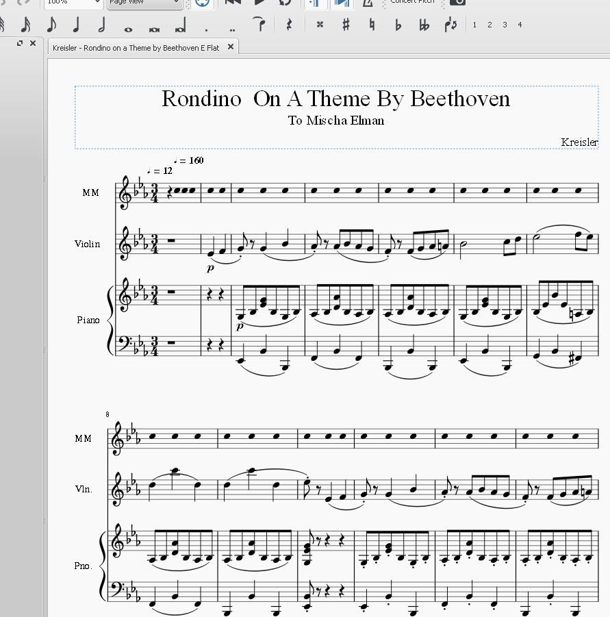MonoBlock sf2 single pitch soundfont produced  | MuseScore
