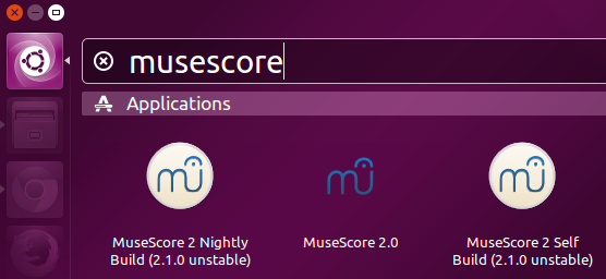 Compile instructions (Ubuntu 16 04LTS and 18 04LTS) - Git   MuseScore