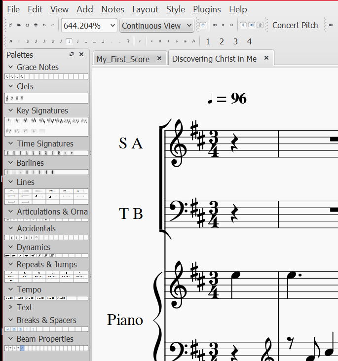 Palettes are too small!   MuseScore