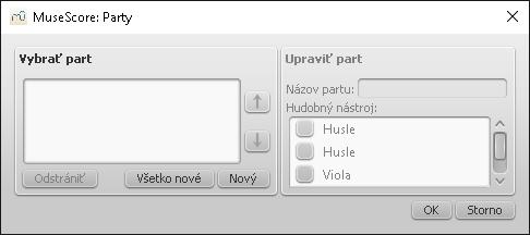 Part creation - step 1
