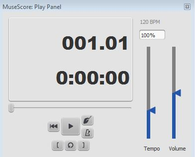 Change playback tempo musescore Download + Crack Latest Version