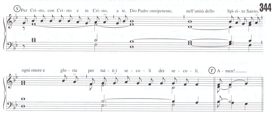 Free Length Measures Psalms Doxology Musescore
