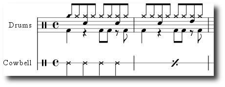 Snare roll