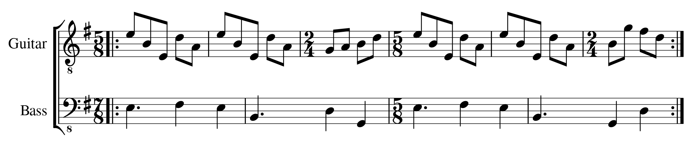 how to add clef in musescore