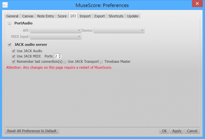 how to connect duplets on musescore