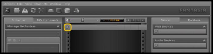 jsampler blank instrument slot