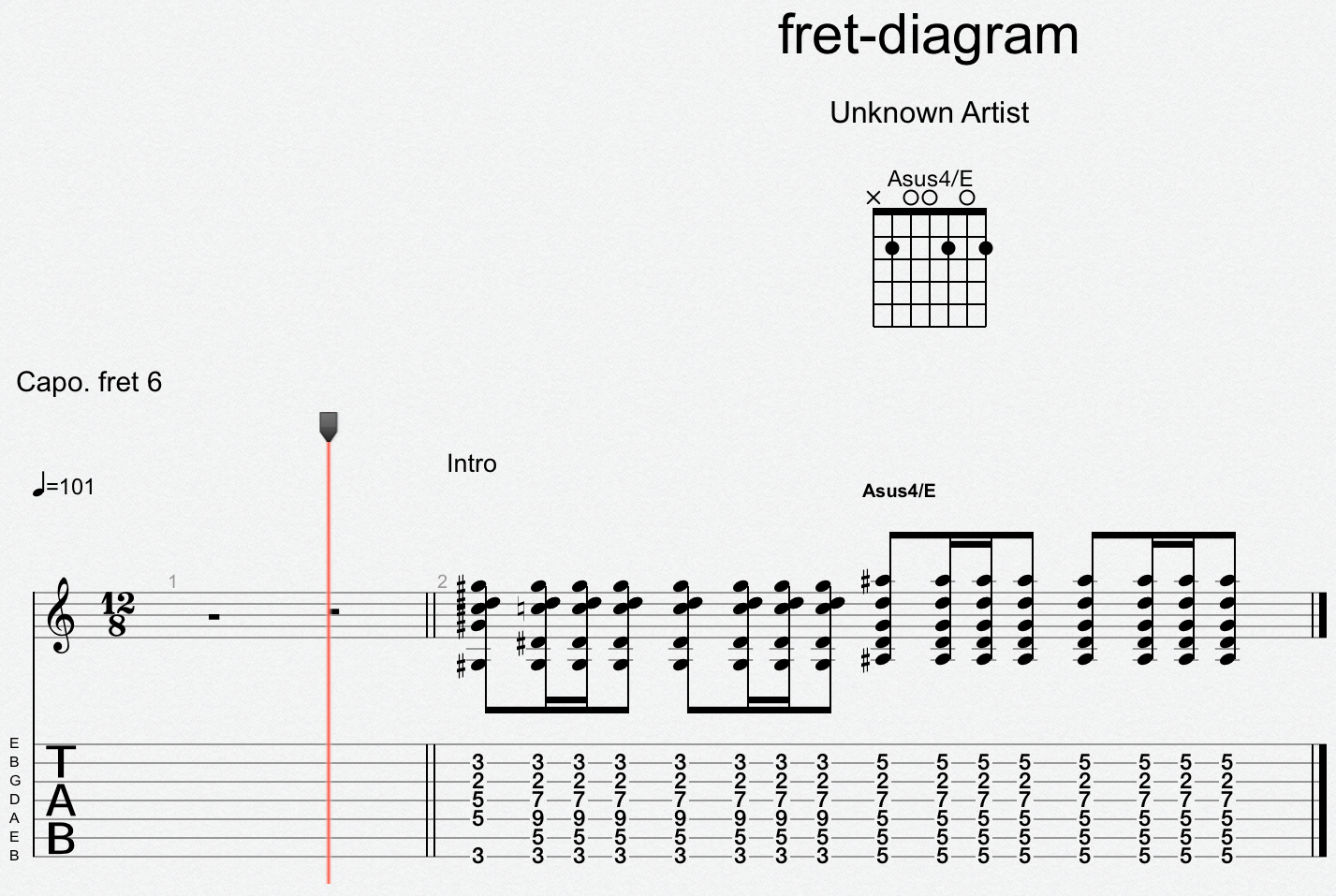 Tabs do not properly support transposition musescore 47526 guitar pro for ios hexwebz Gallery