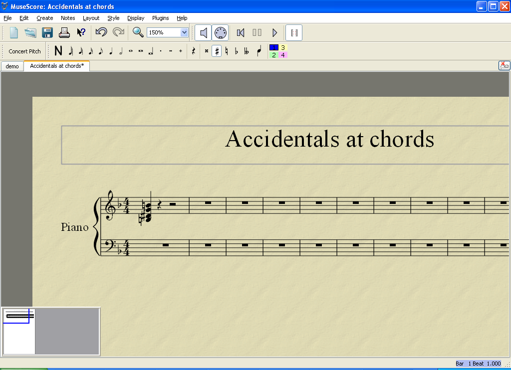 Quick Guide to Accidentals - Artiden