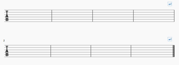 Crash in Tab after deleting line breaks and Undo/Redo | MuseScore