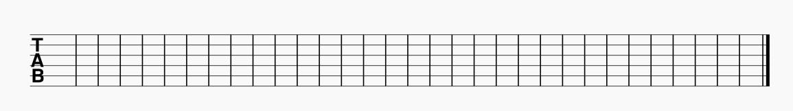 Guitar : guitar tablature template Guitar Tablature Template along ...