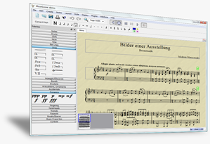 MuseScore screen shot