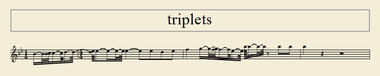 how to add triplet in musescore