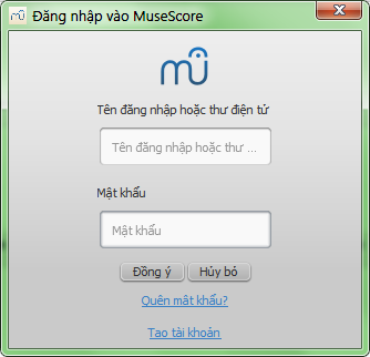 MuseScore Save Online